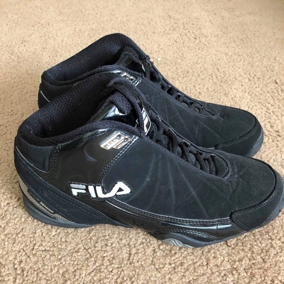 fila rovello men's court shoes